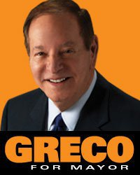 Dick Greco For Tampa Mayor Campaign