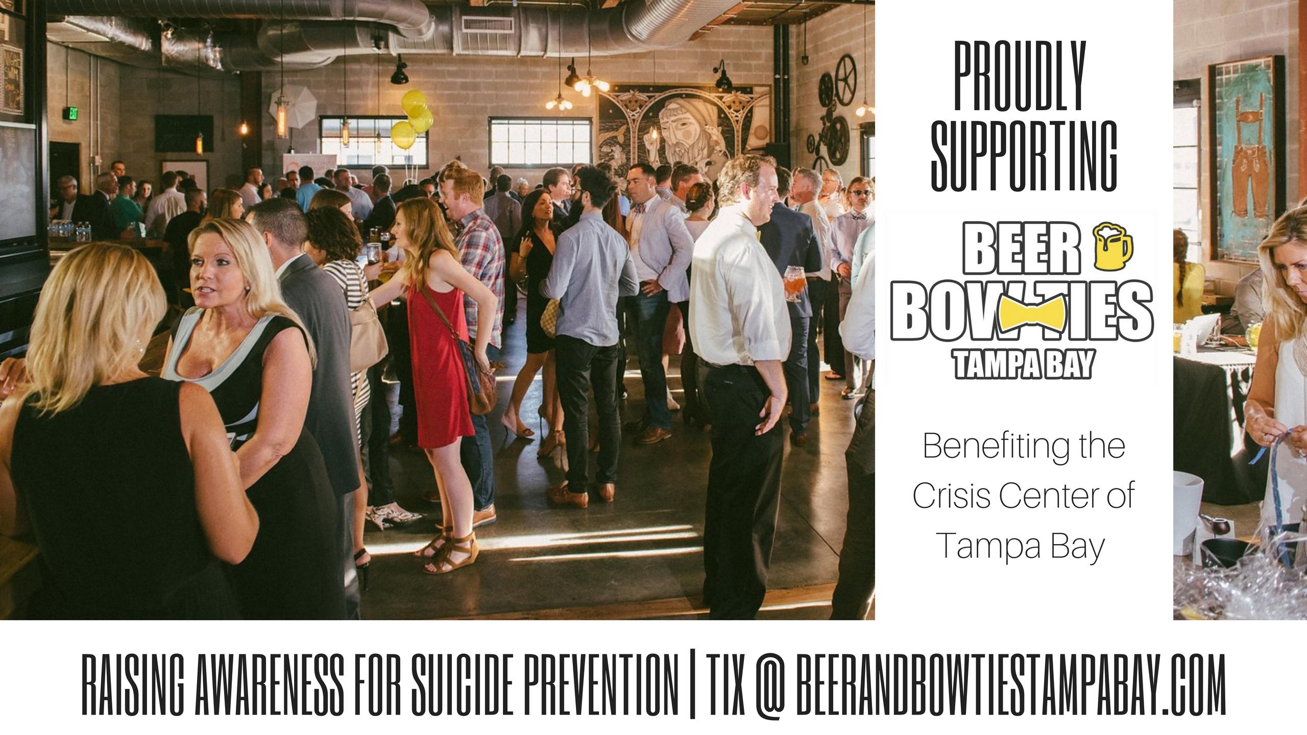 Beer & Bow Ties Tampa Bay