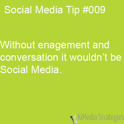 Engagement is the Key