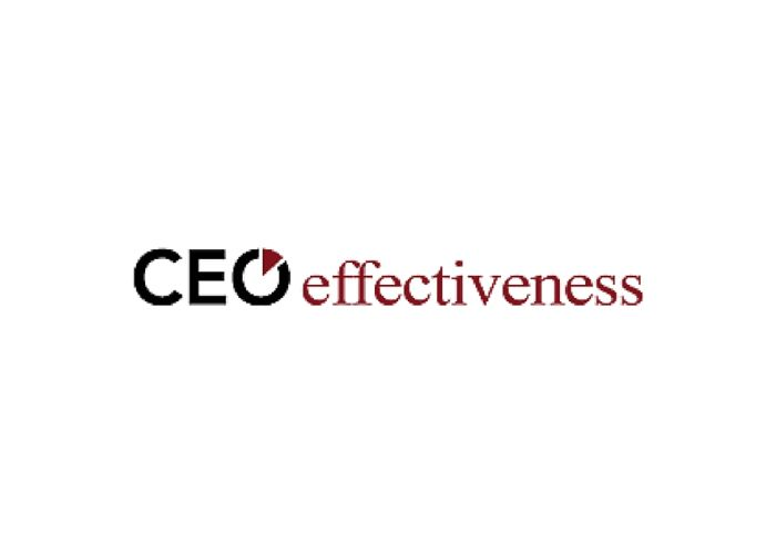 """CEO Effectiveness – """"Business Success Through Self-Knowledge"""""""